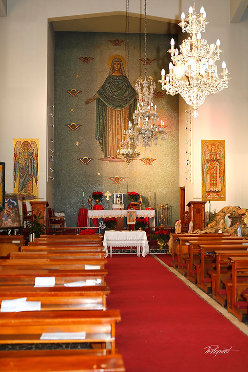 church internally |  cyprus weddings, ceremony wedding photographer, nicosia photographer