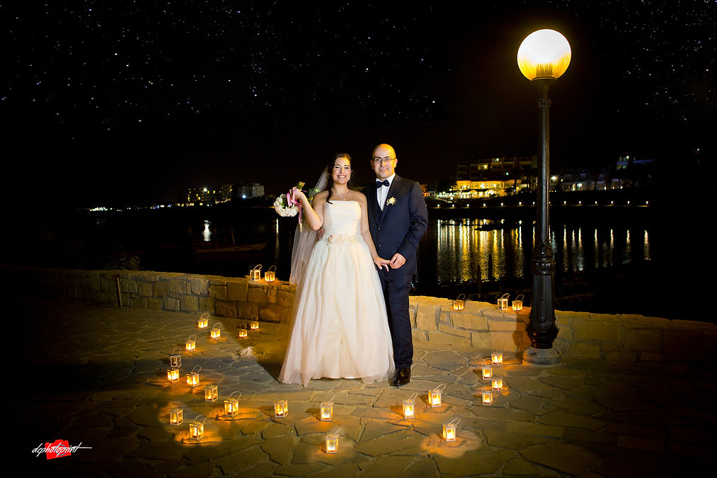 wedding packages cyprus | We offer the most romantic wedding photos for overseas  in Cyprus. Find your perfect photographer and turn your dream wedding into a reality.