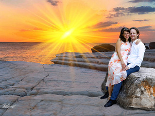 Awesome sunset wedding photography Paphos - Wedding Portfolio
