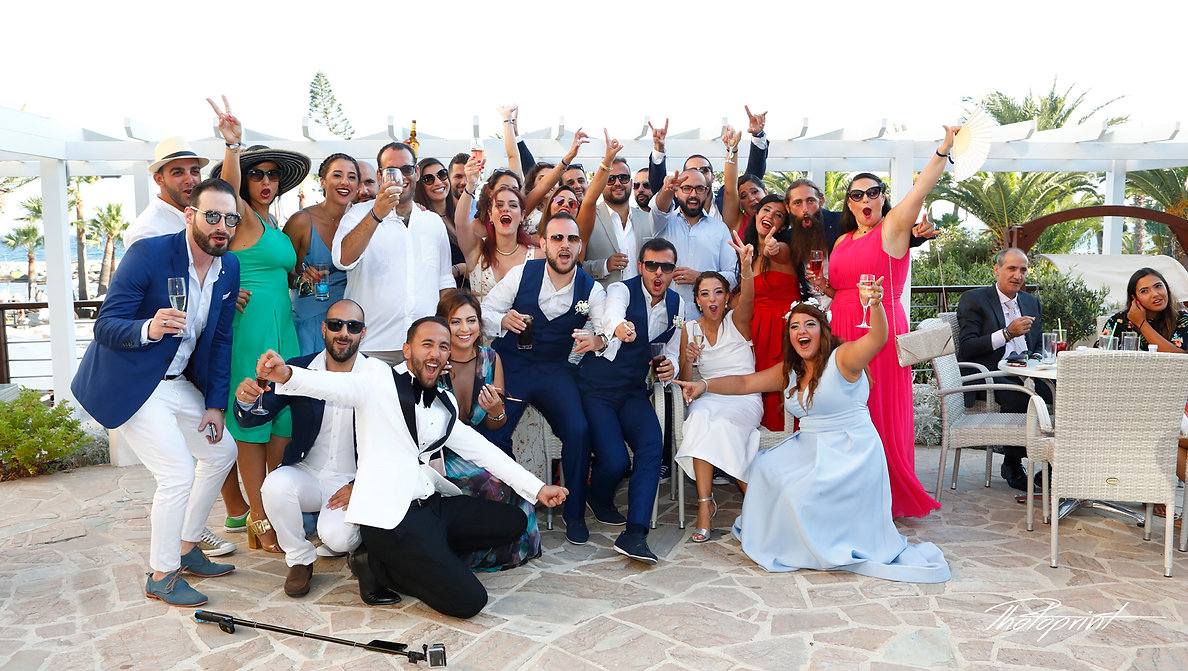 the groom with friends before the wedding |  getting married in larnaca town Hall, getting married in larnaca, villa weddings larnaca cyprus, beach weddings larnaca cyprus