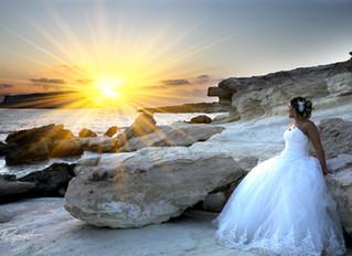 Paphos beach wedding - best wedding prices