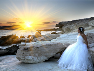 Paphos beach wedding - best wedding prices
