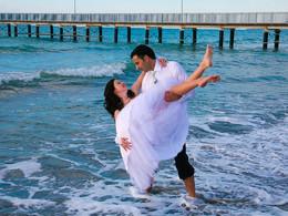 getting married in Paphos |  cyprus | Beach weddings