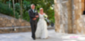 Bride And Groom Getting Married In Ottoman Baths Paphos | cyprus wedding photographer cheap paphos, best cyprus wedding photographers paphos