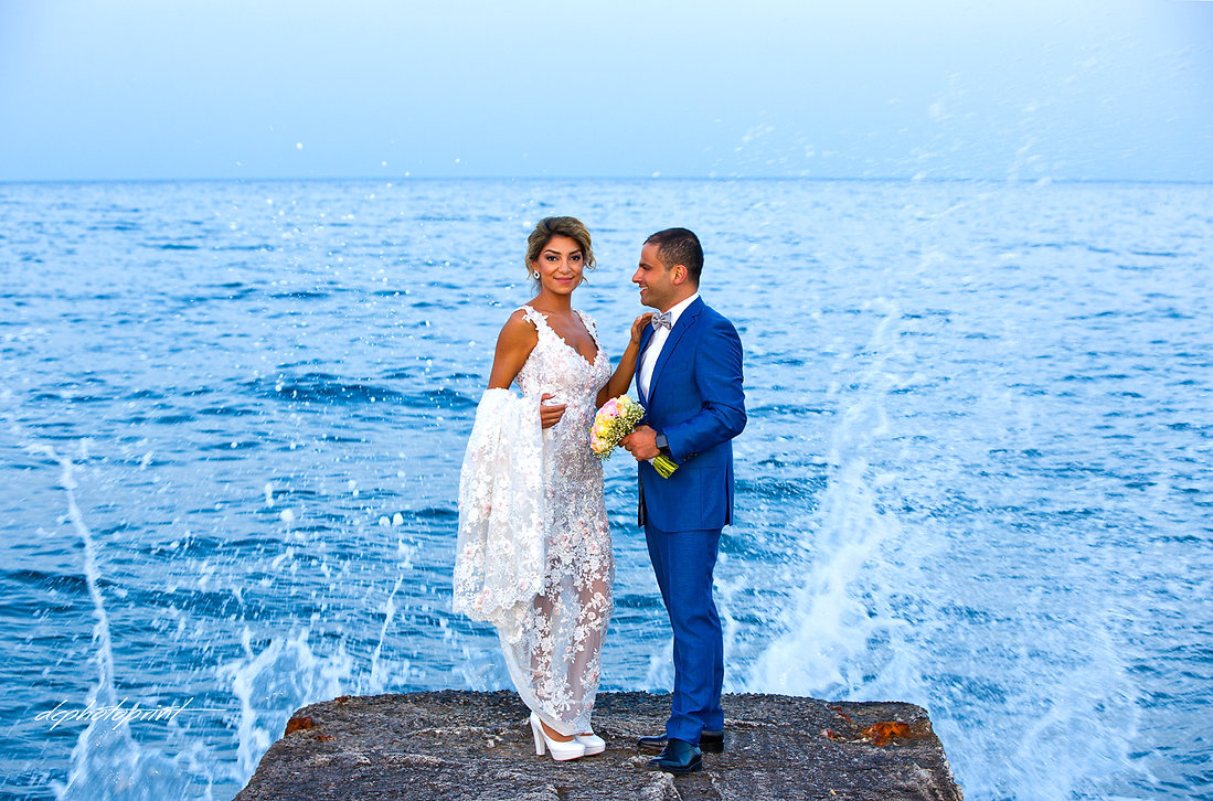 The Beautiful Marriage between  Mazen and Doris  from LEBANON, held at the  St Nicolas Protaras and then Larnaca | photographer for wedding in protaras, cyprus cheap wedding photographer protaras