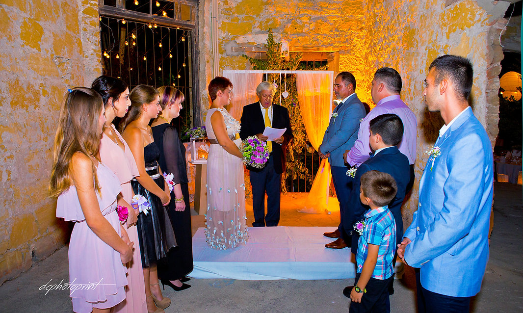 Happy couple during the wedding ceremony | weddings photographer paphos, wedding paphos photographers photography
