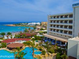 capo bay hotel protaras   cyprus wedding photographer