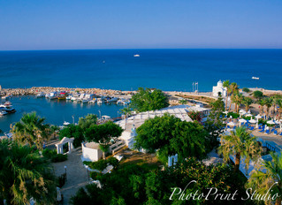 Hotels & Luxury Villas in Protaras, wedding photographer