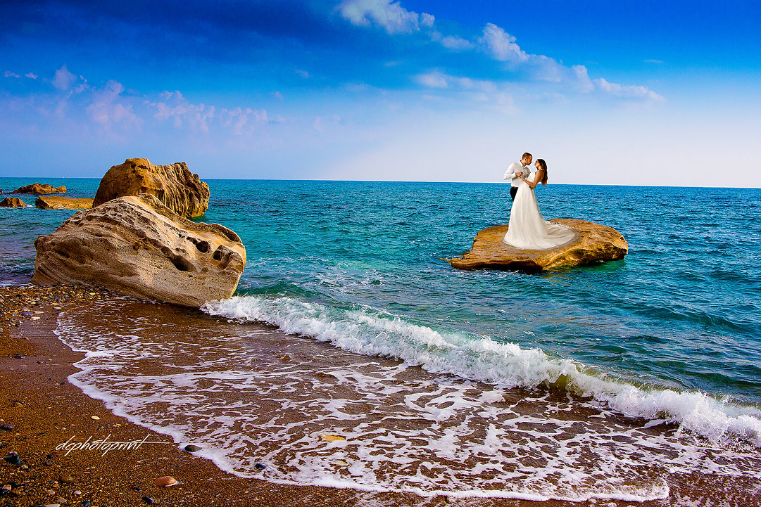cyprus wedding photographer I'm a creative destination wedding photographer based in Cyprus shooting civil weddings at paphos , limassol , larnaca ayia napa , protaras, nicosia and all over the Cyprus . I feel incredibly lucky to do a job I love so much!