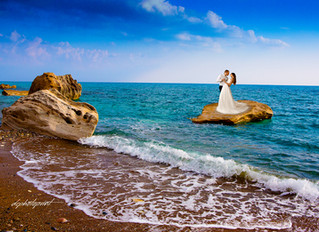 getting married in Paphos town hall - Stunning wedding Photography