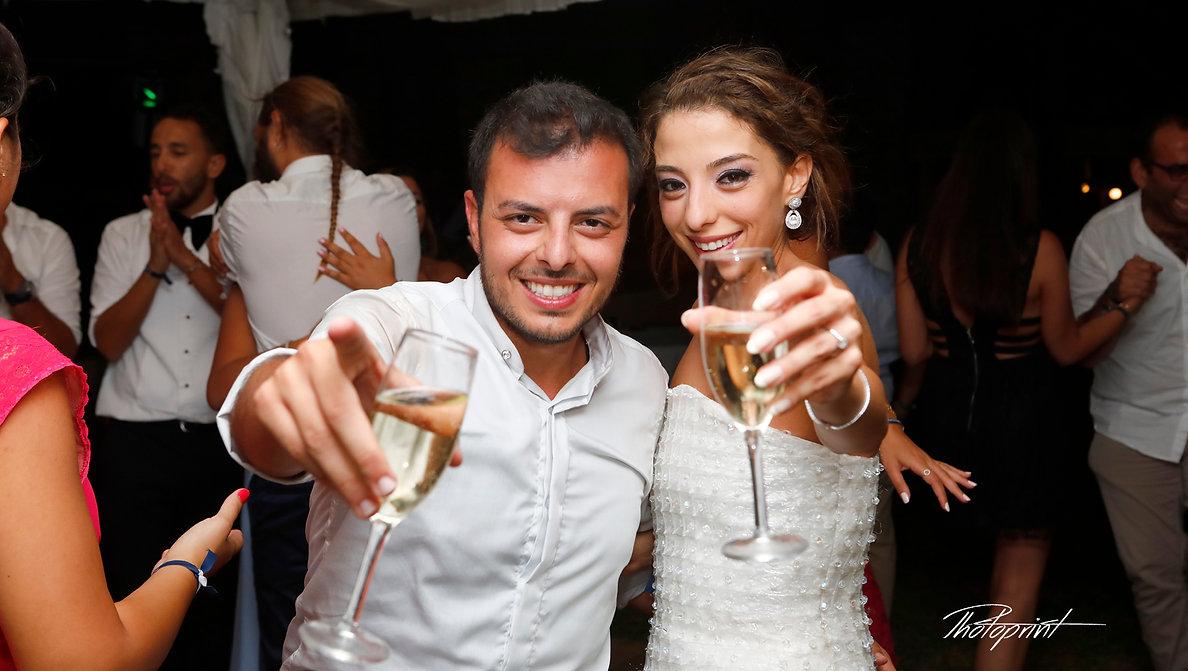 Beautiful wedding couple after the wedding ceremony, celebrating | cyprus wedding photographers,wedding venues larnaca cyprus, wedding venues in larnaca,lebanese  wedding in yermasoyia municipality