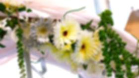 White flowers wedding decorations | wedding in protaras photography, protaras wedding photography venues