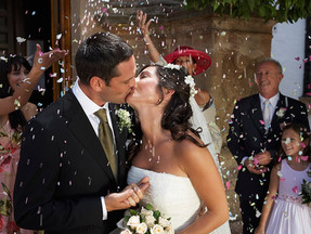 marriage at city hall paphos cyprus - stunning photography