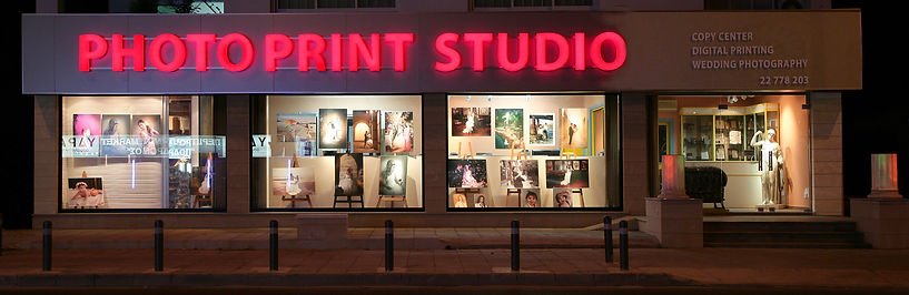 Photo Print Studio specializes in wedding and baptism photography. It is located in Nicosia, Cyprus and has been in business since 1980.