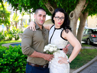 The marriage of ziad and Mihaela