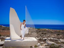 Ayia napa town hall pics wedding photographer - beach weddings