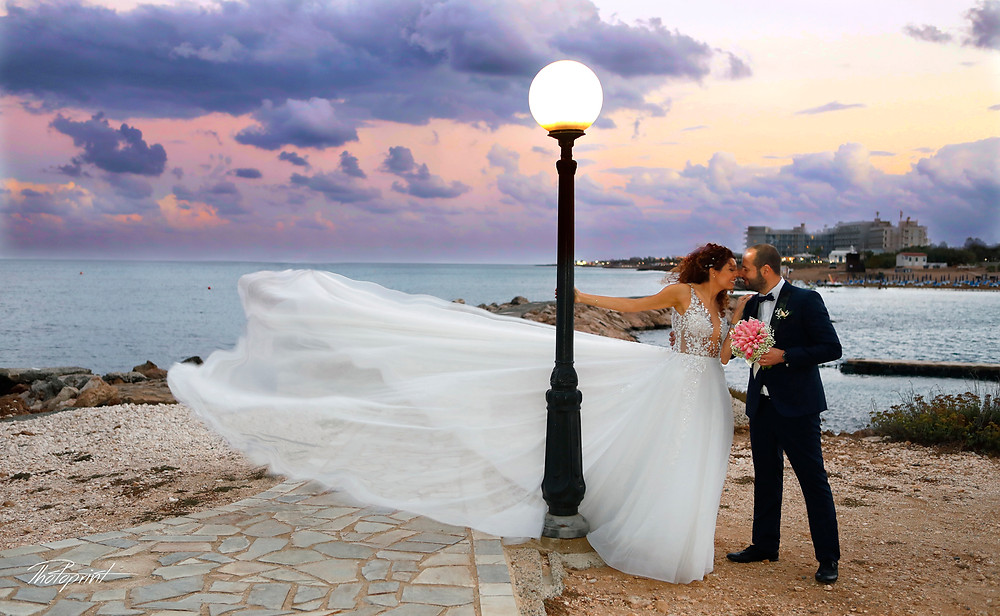 Photoprint Cyprus offers a unique to those who appreciate fine wedding photography with a fun, fresh and romantic style. Our wedding photos are unique and stan out from the rest.