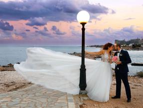Protaras cyprus wedding photography - beach weddings