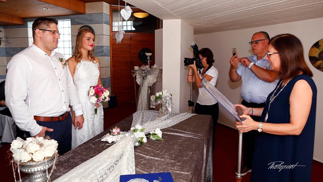 Bride and Groom on Wedding Ceremony | ayia napa wedding photography abroad, ayia napa Photographers, unique wedding pictures ayia napa cyprus