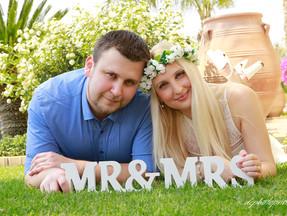 Aradippou - Larnaca Municipality wedding photographer