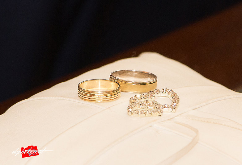 Two Beautiful golden wedding rings | wedding photographers paphos prices, weddings in paphos town hall