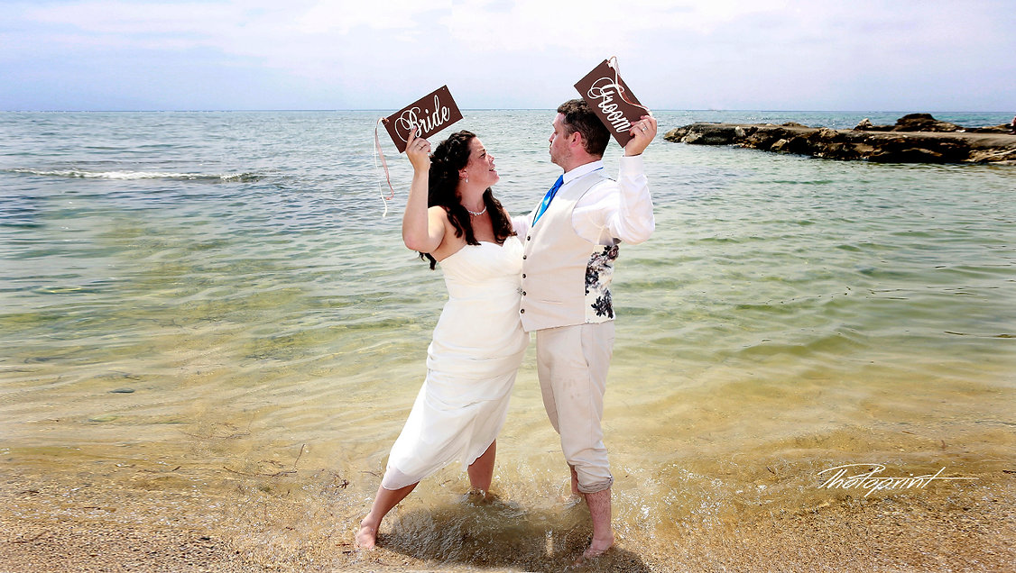 Young attractive couple beach romantic happy laughing  |  cyprus sunset images paphos wedding photography, wedding photographer in paphos cyprus, wedding photographers in paphos