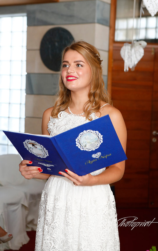 Beautiful Bride swearing lifetime loyalty  | Ayia Napa Municipality - Wedding Ceremonies, beach wedding photography ayia napa cyprus, wedding photography ayia napa beach