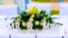 Wedding on the beach near Pernera beach Hotel decorated with flowers on Mediterranean sand beach | cyprus protaras photographer photography, protaras beach hotel wedding photography