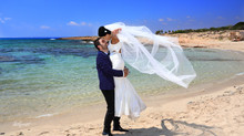 cyprus wedding photographer - Ammos tou Kambouri - Ayia napa