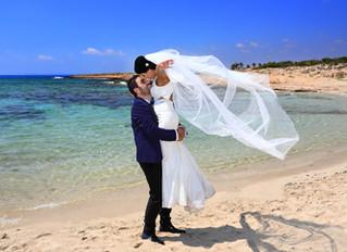 cyprus wedding photographer - Ammos tou Kambouri - Ayia napa