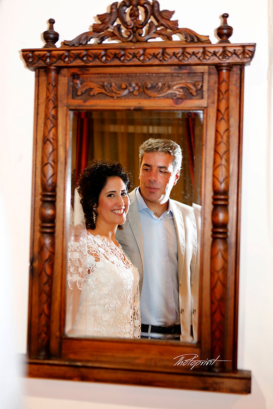 Loving couple in the registry office of Larnaca | wedding venues in Lanaca  cyprus
