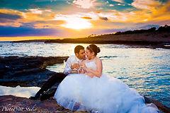 beach wedding photography in ayia napa