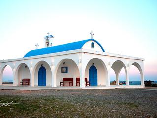 cyprus wedding photographer ayia Thekla