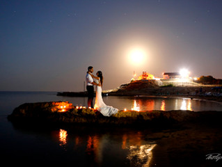 cyprus wedding photography in protaras