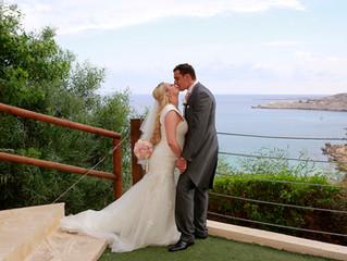 Wedding Photography at Grecian Park Hotel - Ayia Napa, Cyprus