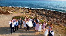 cyprus wedding photographer Paphos - Beach weddings