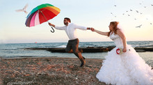 cyprus wedding photographers - stunning wedding