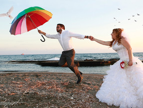 cyprus wedding photographers - stunning wedding