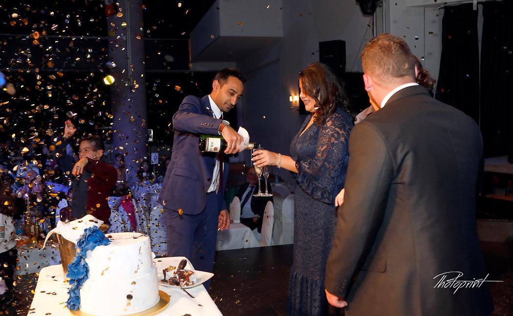 Champagne bottle ready for celebration. cyprus professional photographers nicosia, nicosia photographers cyprus