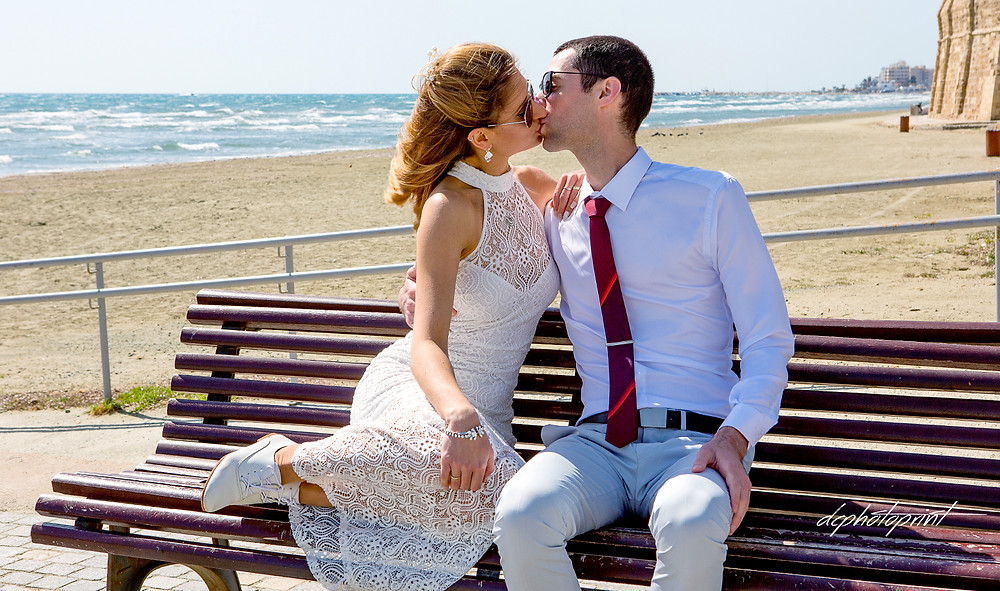 wedding in Paphos municipality