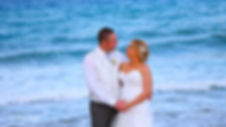 Beautiful and gentle wedding photo session outdoors of the elegant couple holding hands | cyprus cheap wedding photographers protaras, photographers for wedding in protaras