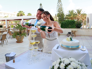 cyprus  affordable wedding photography Paphos - Our clients from abroad