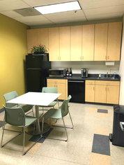 Common break room