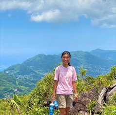 Copolia hiking