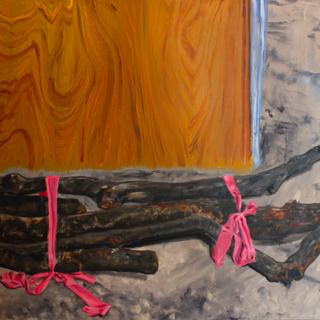 Ribbons, Wood, Concrete