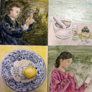 Pigments to Paint