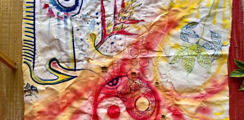 Art Collaboration with Allen