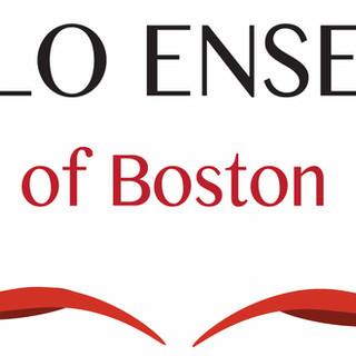 Apollo Ensemble of Boston Logo Design