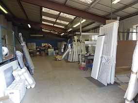 Our Sliding Gate Factory in Park Royal