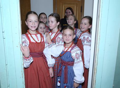 """Фестиваль народного танца """"Корни"""""""